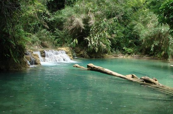 Private Tour: Kuang Si Waterfall from ...