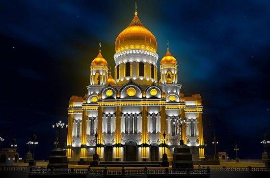 Cathédrales et églises de la capitale...