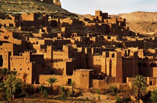 Ouarzazate Day Tour from Marrakech