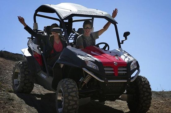 Tour in buggy nel sud di Gran Canaria
