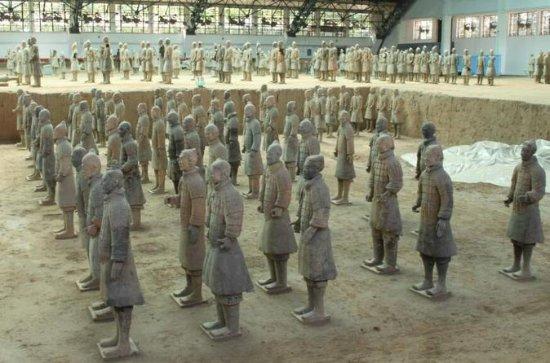 Banpo新石器時代の村での西安ハイライトのプライベートツアー