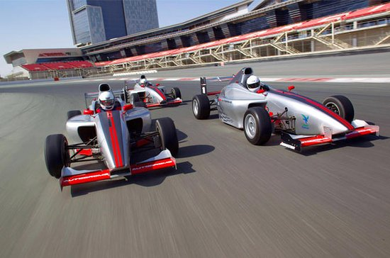 Conduce tu F1 Style Single Seater en...
