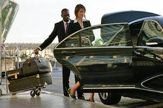 Privater Flughafen Hannover HAJ Ankunft Transfer zu Ihrem Hotel in...