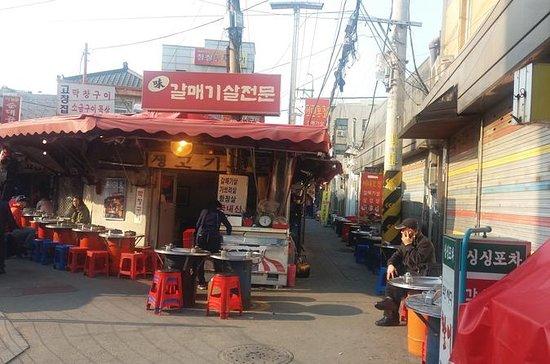 Tour storico a piedi di Seoul