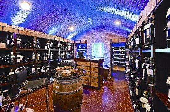 Dégustation de vin à Chypre à Larnaca