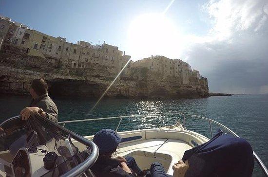 Excursion en bateau à Polignano a...