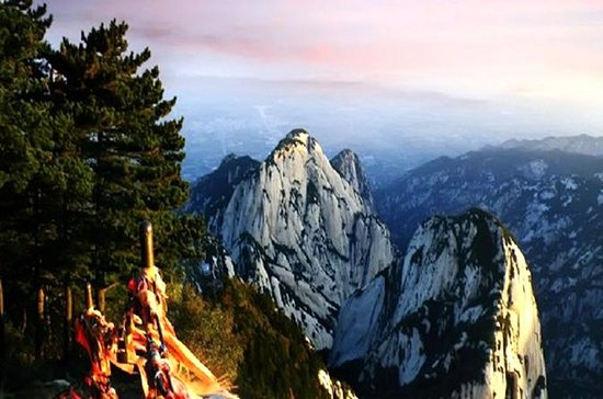 Mt. Huashan Private Tour with...