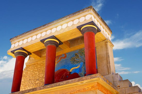 Knossos and Heraklion Day Tour from...