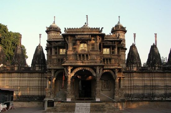 Ahmedabad Private City Tour Inkludert...