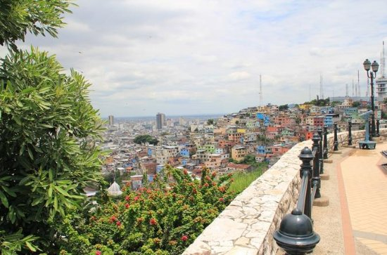 Guayaquil Half-Day City Tour with The