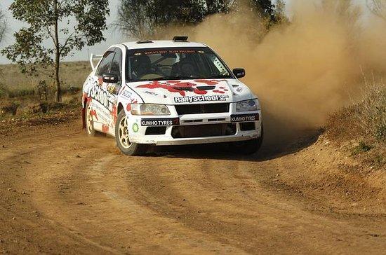 NSW Rally Car Drive 8 Experiência de...