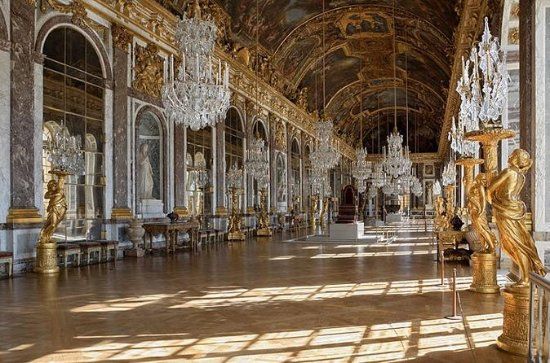 Skip-the-Line Palace of Versailles ...