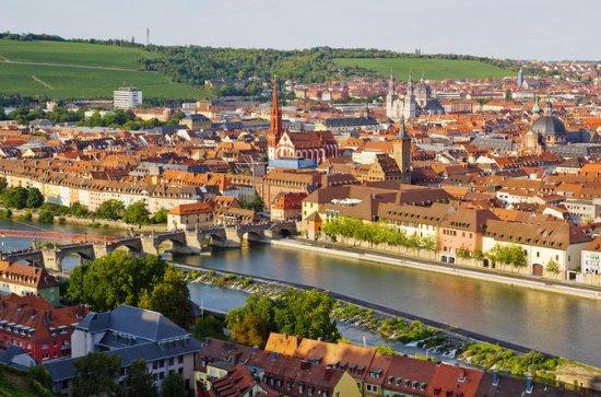 Freiburg, Heidelberg, Wuerzburg 4-Day...