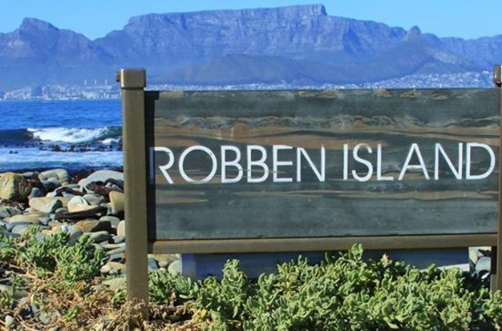 Half-Day Robben Island Tour from Cape...
