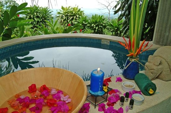 Costa Rica San Jose Waterfall and Spa Full-Day Tour with Lunch