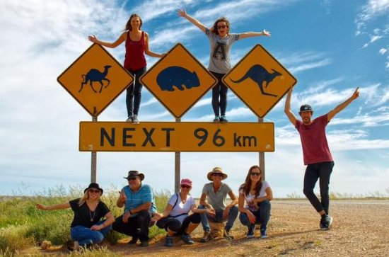 9-Day Perth to Adelaide Nullarbor...