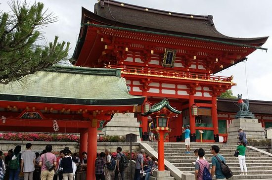 Private Tour: Arashiyama and Fushimi...