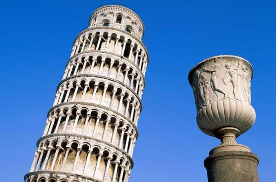 Pisa Wheelchair Accessible Tour with...