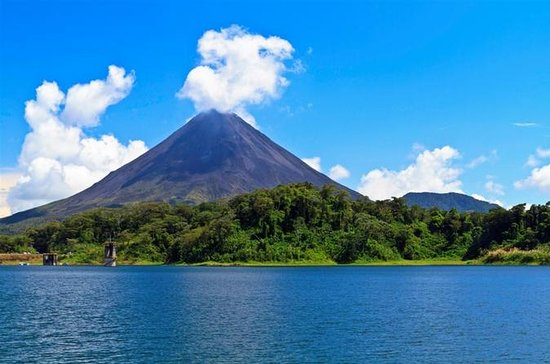 Arenal Volcano and  Baldi Hot Springs Day Tour