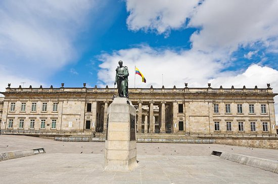 Full-Day Tour Discovering Bogotá