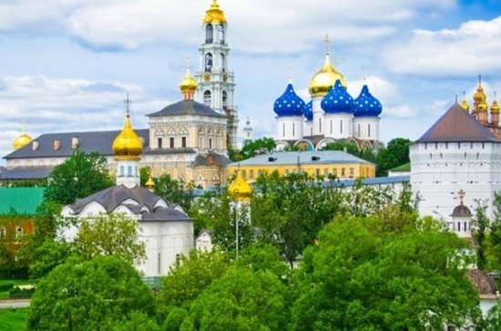 Sergiev Posad: The Holy Capital of