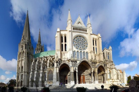 Chartres Town, Cathedral Private Tour...
