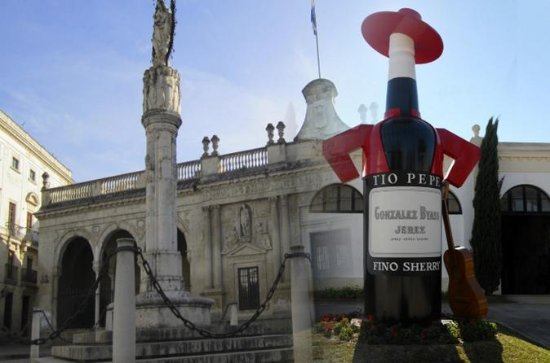 Jerez Historic Guided Tour with...