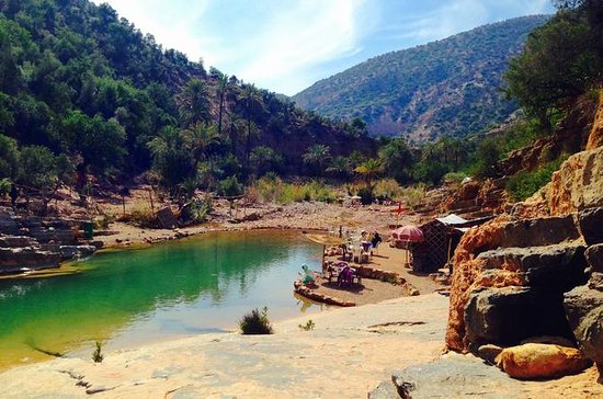 Paradise Valley Day Trip from Agadir