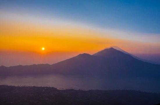 Private Tour: Mount Batur Sunrise...