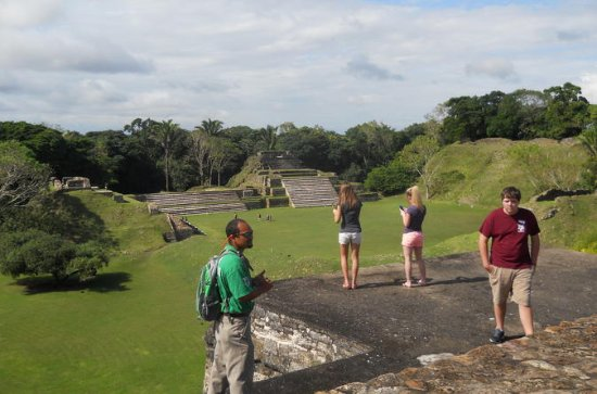 Jungle Jeep and Altun Ha Tour
