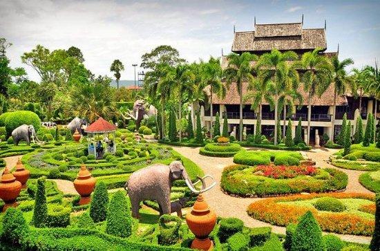 Nong Nooch Tropical Garden Tour in Pattaya