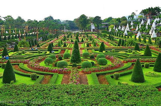 Nong Nooch Village Garden Half-Day Tour from Pattaya