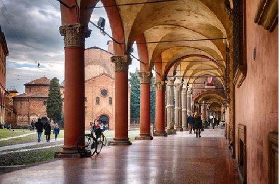 Bologna : a walk into history