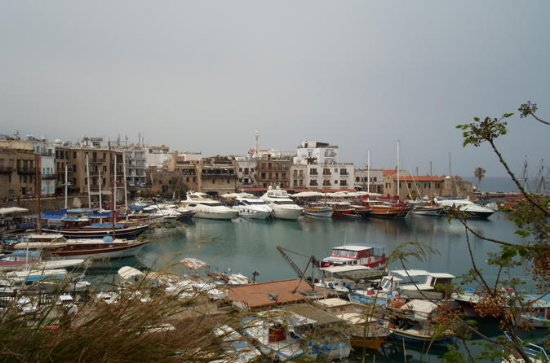 Full-Day Kyrenia and Famagusta...