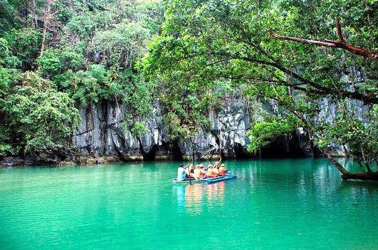 Underground River Tour, Including...