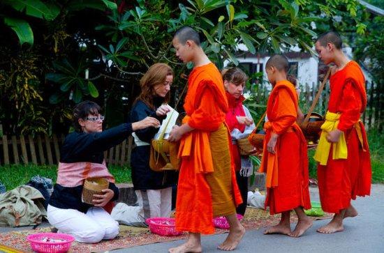 Half-Day Luang Prabang Colonial Architecture Walking Tour