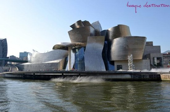 Bilbao Day Trip with Guggenheim Visit...