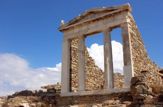 Half-Day Delos Tour from Mykonos