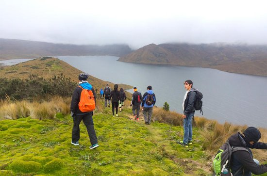 Quito to Antisana Ecological Reserve...