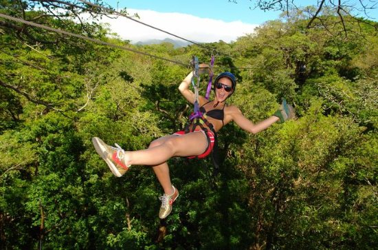 Buena Vista Combo Tour: Ziplining and...