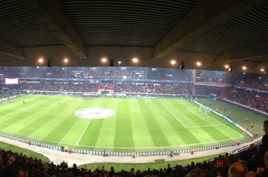 Paris Saint Germain Match på Parc des ...