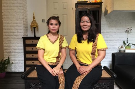 Budapest Traditional Thai Massage 60' or 90'
