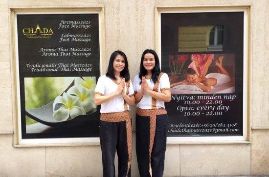 Budapest Aromatic Thai Massage 60' or 90'