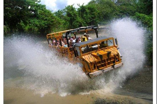 Punta Cana Mega Truck Safari