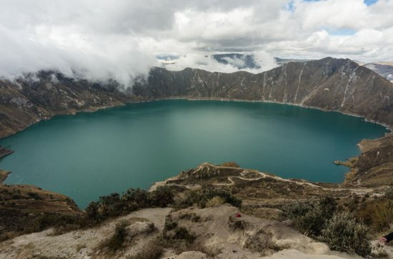Private Full-Day Tour to Quilotoa...