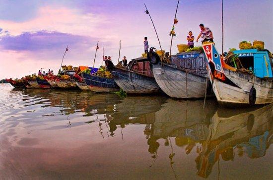Tagesausflugserfahrung im Mekong Delta