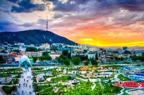 Tour de un día a Tbilisi y Mtskheta
