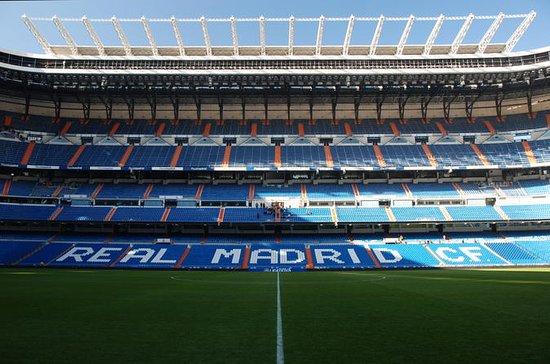 Partido del Real Madrid en el...