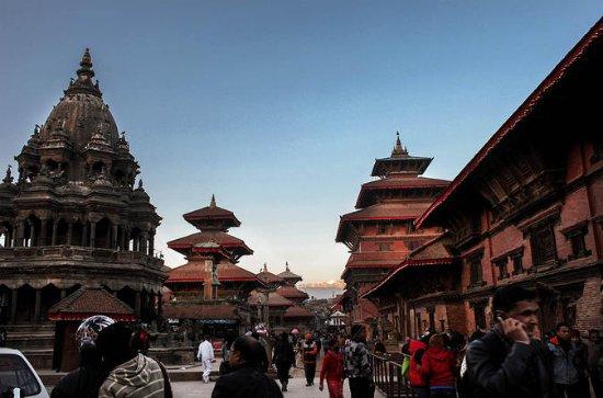 Temples and Stupas Tour in Kathmandu...