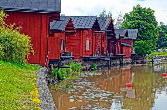 Half-Day Tour of Porvoo Old Town from...